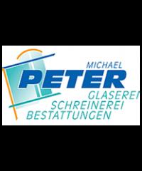 Michael Peter – Glaserei Schreinerei Bestattungen